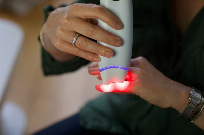 PhysioCare Laser for Lymphoedema