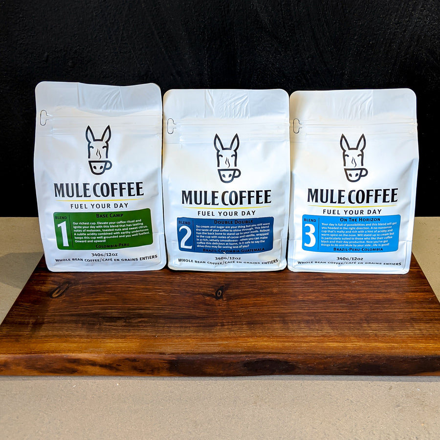 Mule Coffee (Whole Bean)