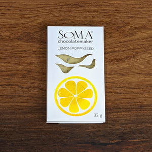 SOMA Fruit Chocolate Bars
