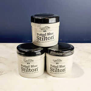 Potted Blue Stilton