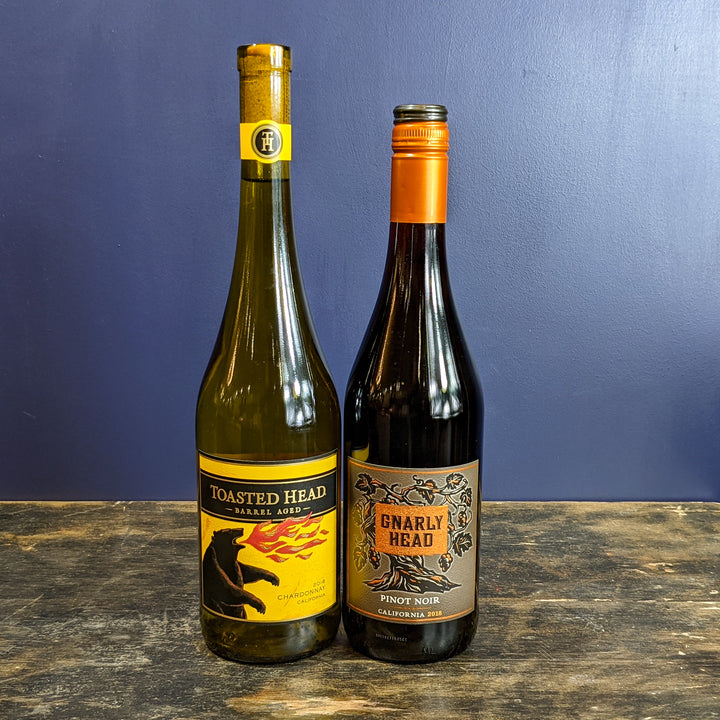 Wine Companion Pack for Cheese of the Month