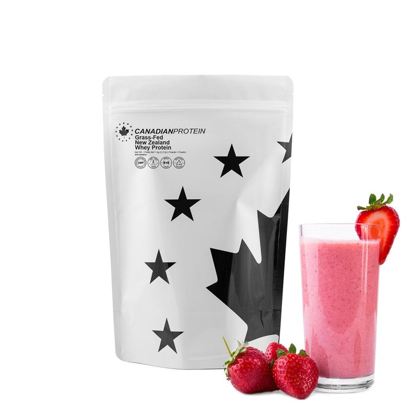 New Zealand Whey Protein Concentrate (Grass-Fed)