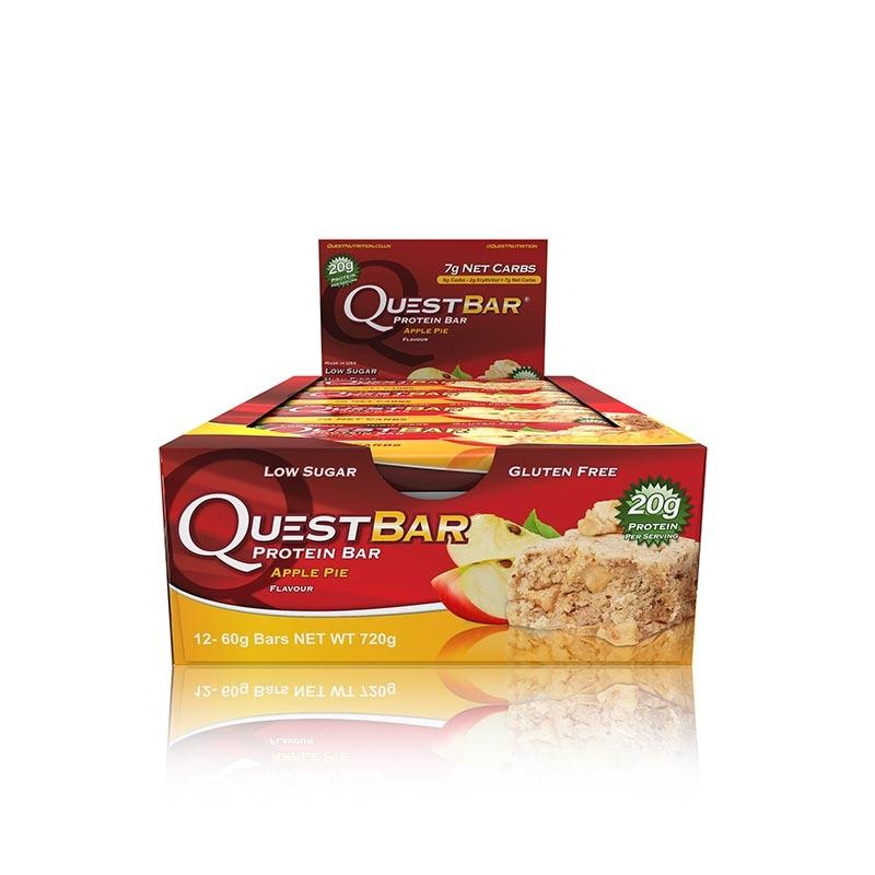 Quest Bars - Apple Pie