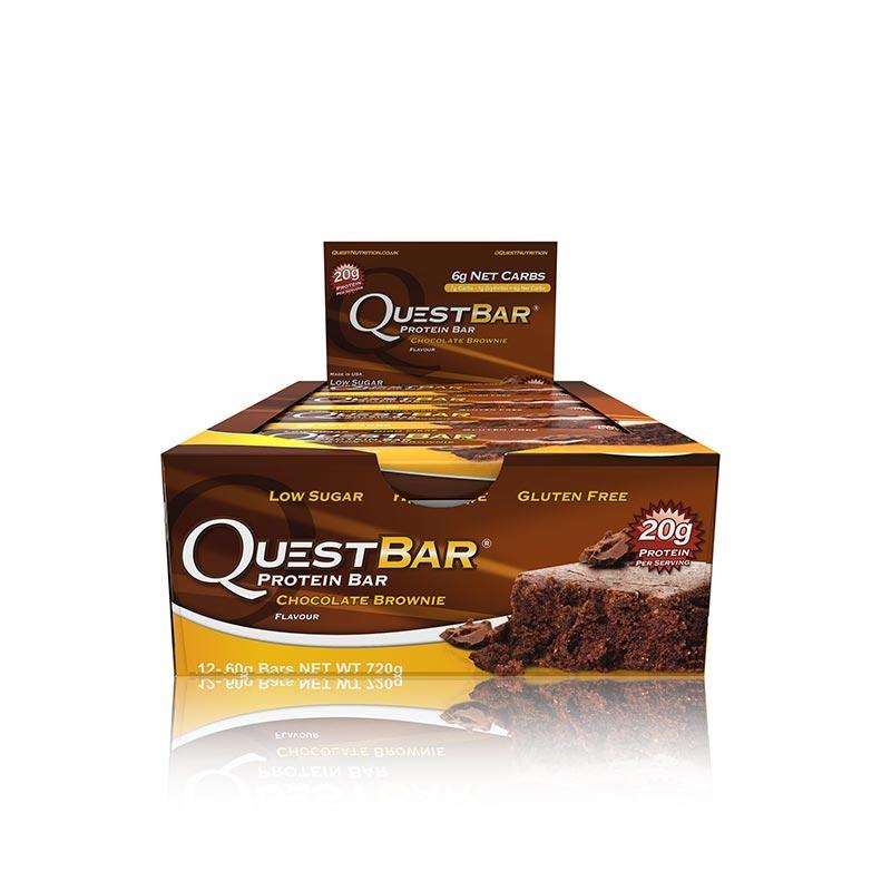 Quest Bars - Chocolate Brownie