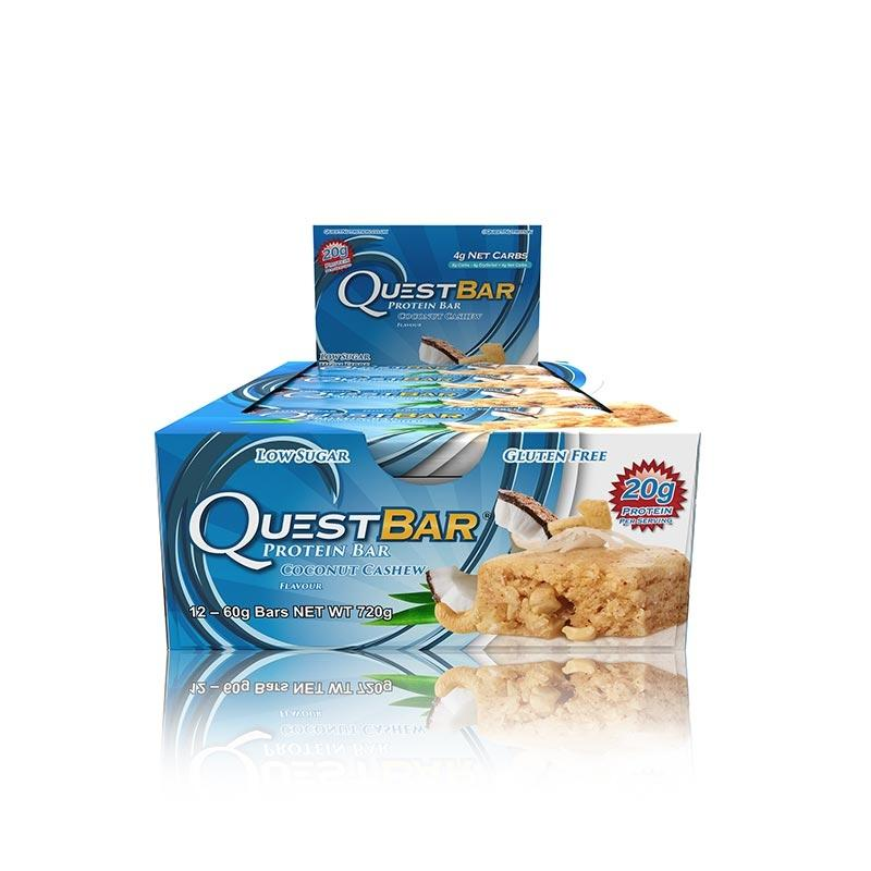 Quest Bars - Coconut Cashew