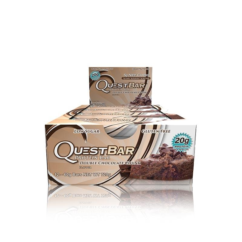 Quest Bars - Double Chocolate Chunk
