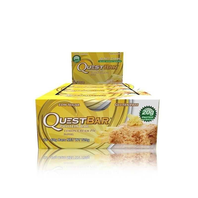 Quest Bars - Lemon Cream Pie
