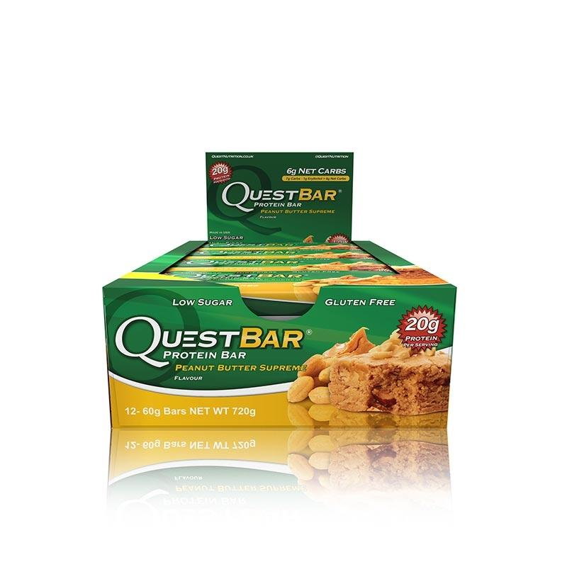 Quest Bars - Peanut Butter Supreme