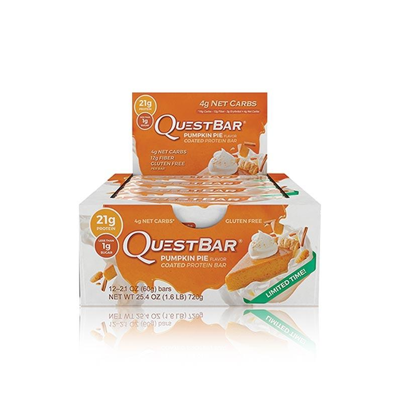 Quest Bars - Pumpkin Pie