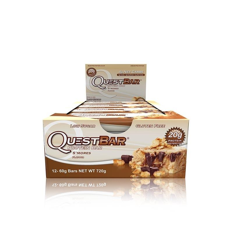 Quest Bars - S'mores