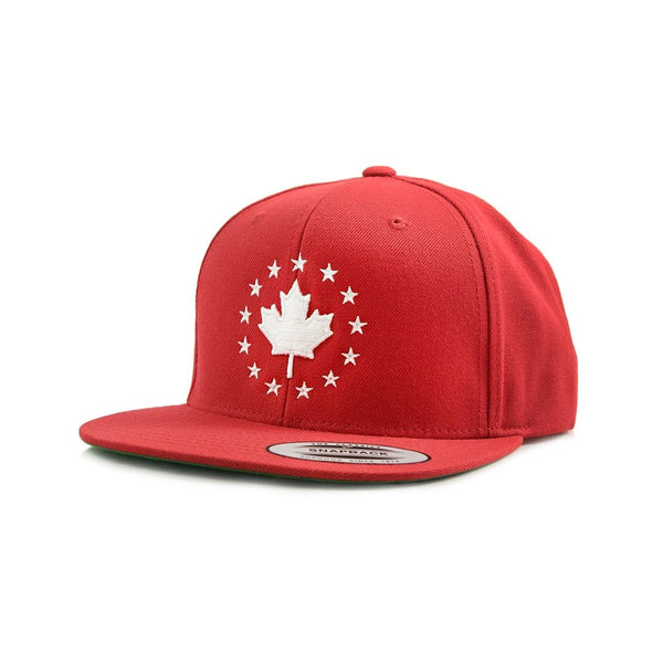 """Canada Day"" Signature Snapback (Limited Edition)"
