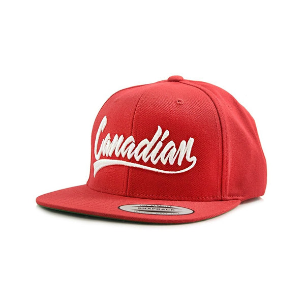 """Canada Day"" Canadian Snapback (Limited Edition)"