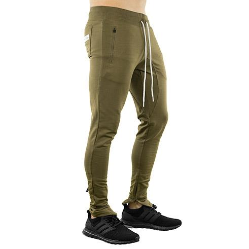 Track Joggers (Military Green)
