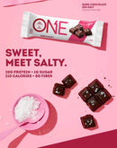 OhYeah! ONE Bars - Dark Chocolate Sea Salt