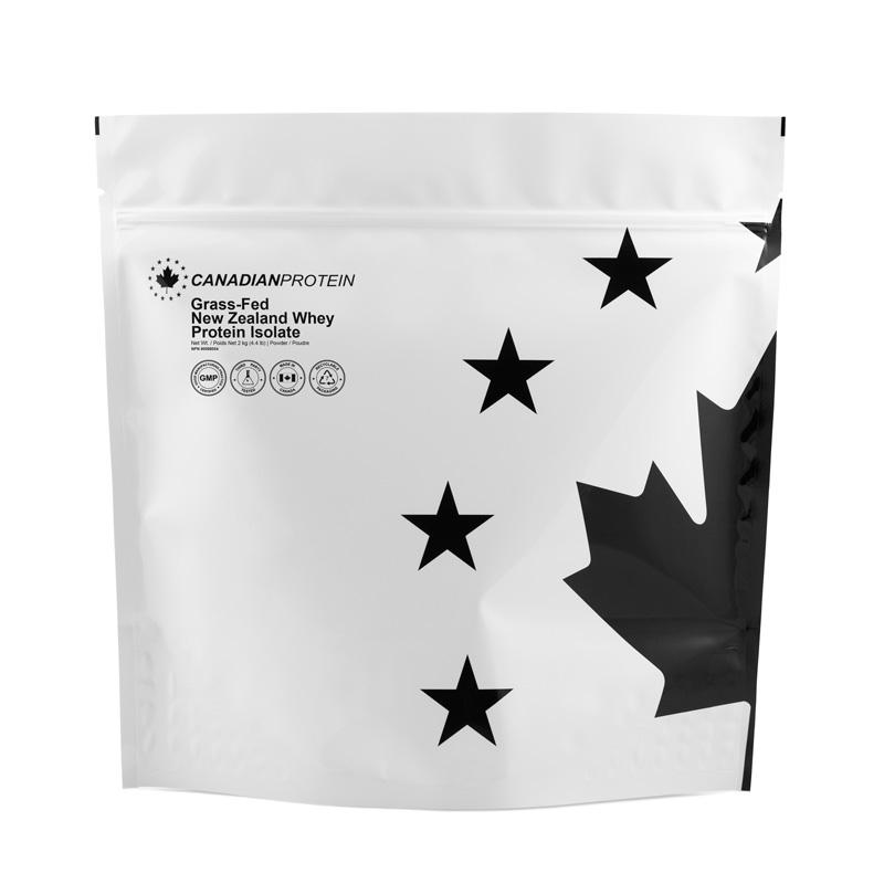 Grass-Fed New Zealand Whey Protein Isolate 2 kg