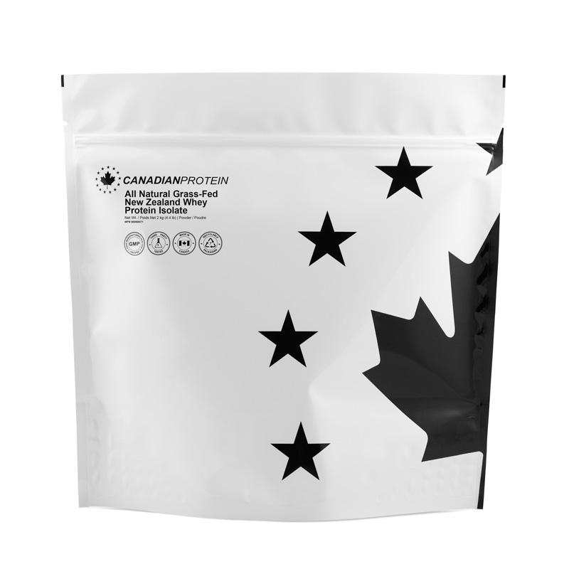 All Natural New Zealand Whey Protein Isolate 2 kg