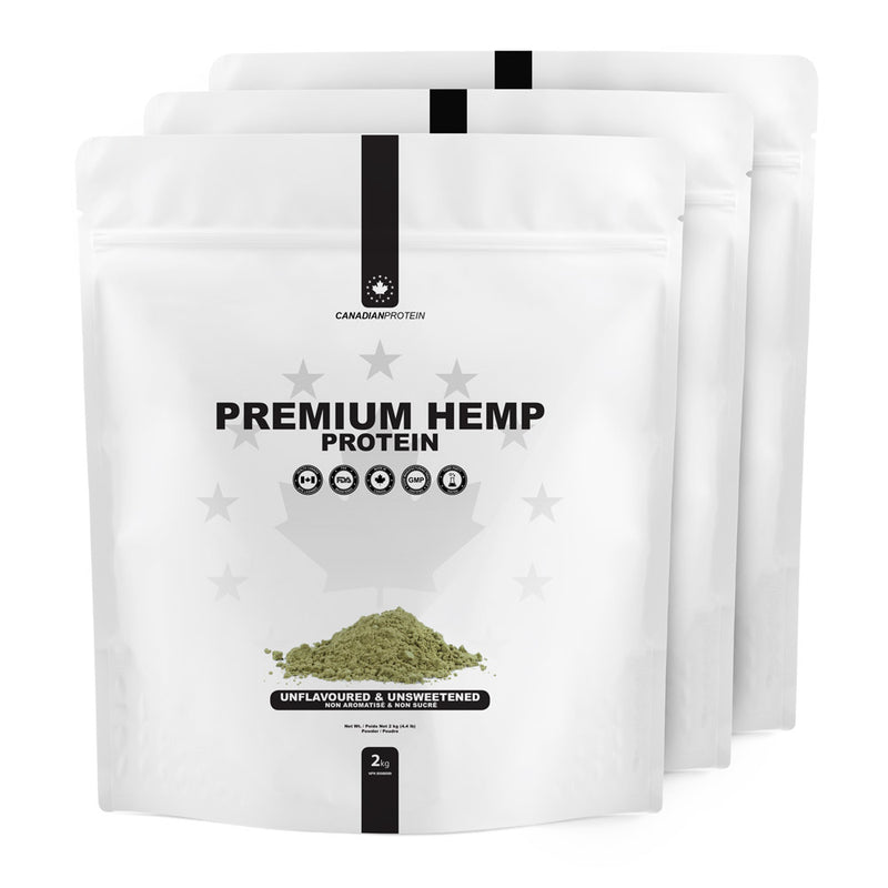 Premium Hemp Protein Powder