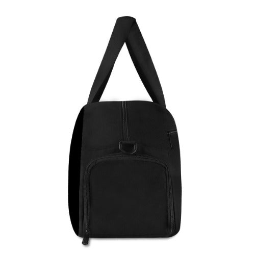 dope black dad , gifts for men, travel bags , sports bags , duffle bag with shoe compartment, educated black king , mens duffle bag , blk-ed , blked, blk.ed, black owned products , black owned company, mens bags , images for black men