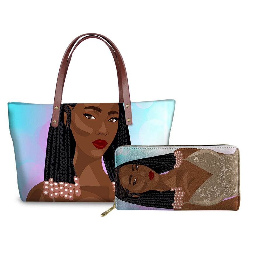 black women , black owned business ,  purses , wallets , bags, bags for children , bags for black children , children backpack , african art