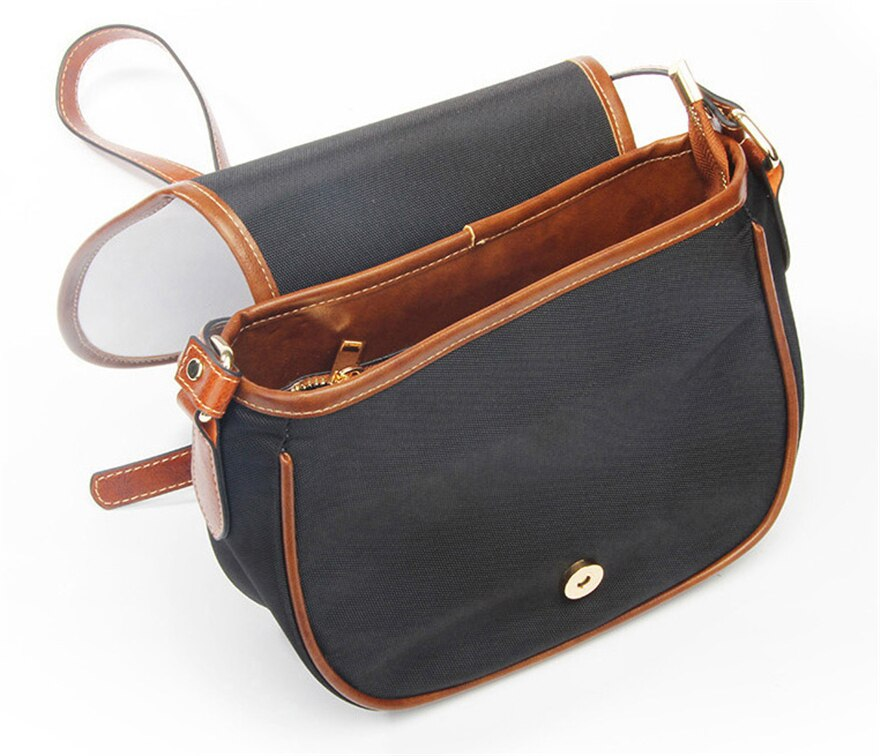 Royal - Leather CrossBody Bag