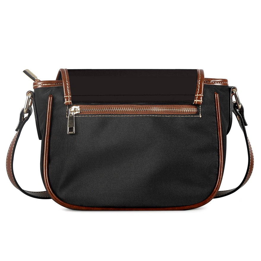 Sister Locs - Leather CrossBody Bag