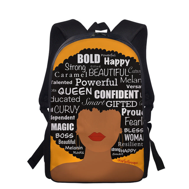 Queen Affirmations - Backpack