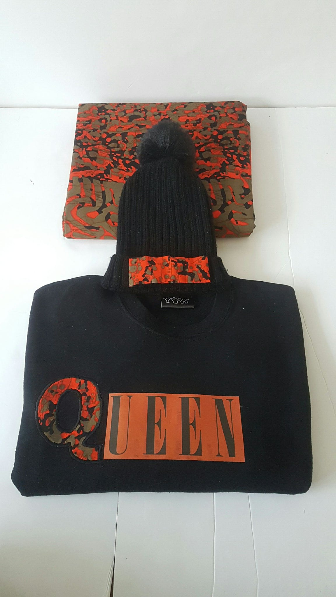 Kids Queen sweater