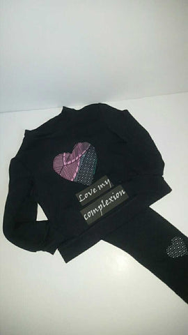 """Love My Complexion "" Tracksuit"