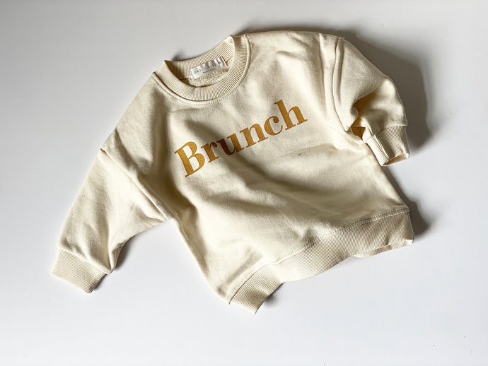 Let's Brunch Sweat Top