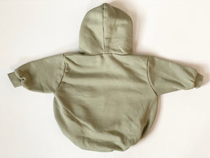 Aiden Hooded Bodysuit