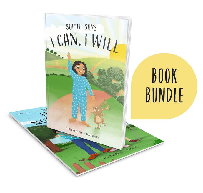 Sophie Says Book Bundle (set of 2)