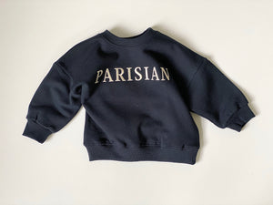 Parisian Sweat Top