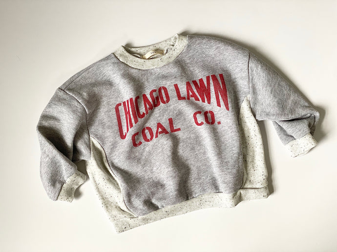 Chicago Sweat Top