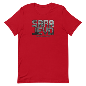 Bosnian Capital Short-Sleeve T-Shirt