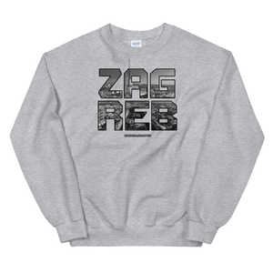 Croatian Capital Sweatshirt