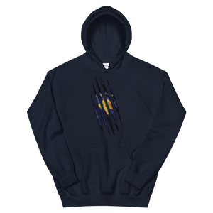Kosovan Claw Hoodie