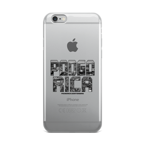 Montenegrin Capital iPhone Case