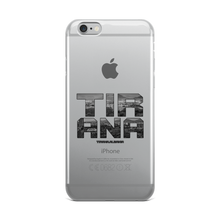 Load image into Gallery viewer, Albanian Capital iPhone Case