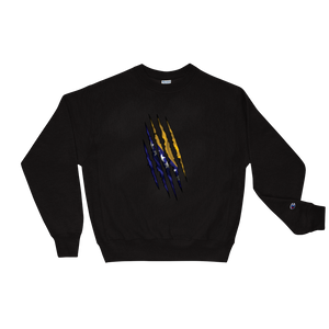 Bosnian Champion Claw Sweatshirt
