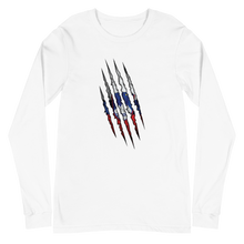 Load image into Gallery viewer, Slovenian Claw Long Sleeve T-Shirt