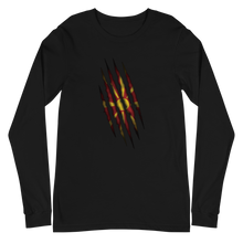 Load image into Gallery viewer, Macedonian Claw Long Sleeve T-Shirt