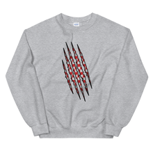 Load image into Gallery viewer, Croatian Claw Sweatshirt