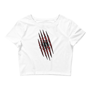Albanian Claw Crop Top