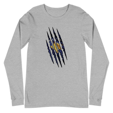 Load image into Gallery viewer, Kosovan Claw Long Sleeve T-Shirt