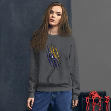 Load image into Gallery viewer, Bosnian Claw Sweatshirt