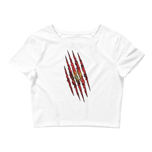 Montenegrin Claw Crop Top