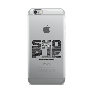 Macedonian Capital iPhone Case