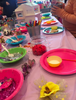 DIY Dollhouse Birthday Party With a Family of 5