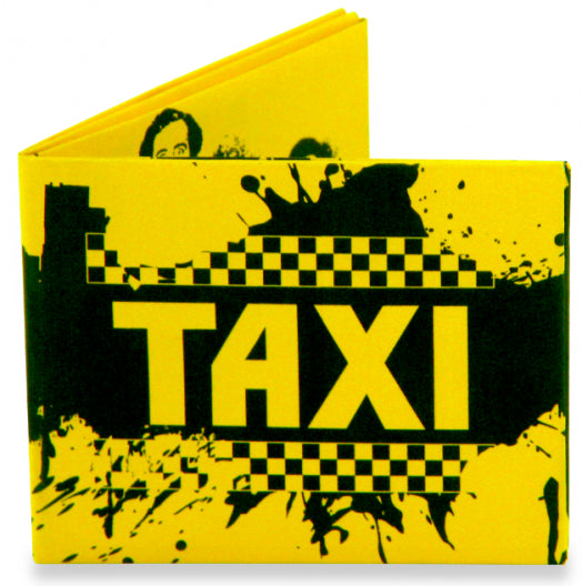 Taxi Wallet For Boys and Men