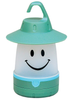 Night Lights - Smiley Lantern - Mint Green